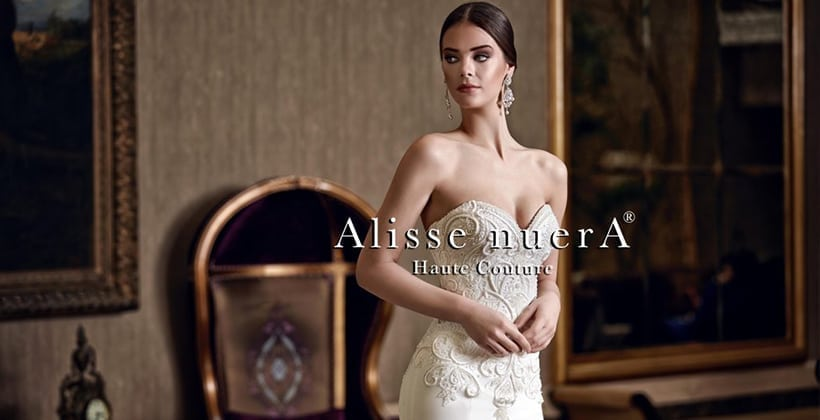 Alisse nuerA is Ready for the parade with the 2017 Wedding Dress Collection.