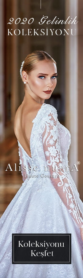 Alisse nuerA 2020 Gelinlik Modelleri, 2020 Bridal Models, 2020 Wedding Dress